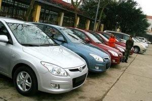 Chuyên thu mua xe ôtô cũ